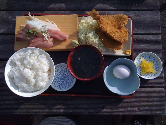 alfresco teishoku ©Tokyo Food File