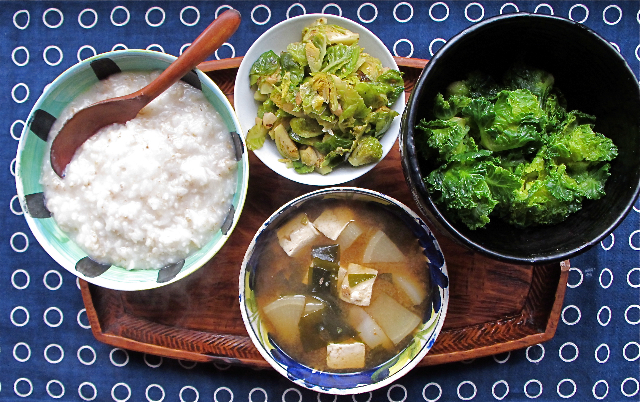 anglo-japanese breakfast (c) Tokyo Food FIle