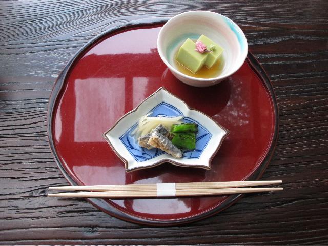 Sakura meal 1 © Tokyo Food File