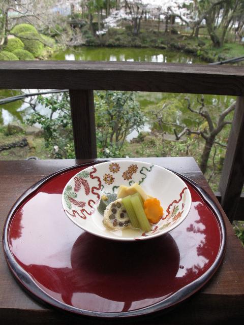 Sakura meal 4 © Tokyo Food File