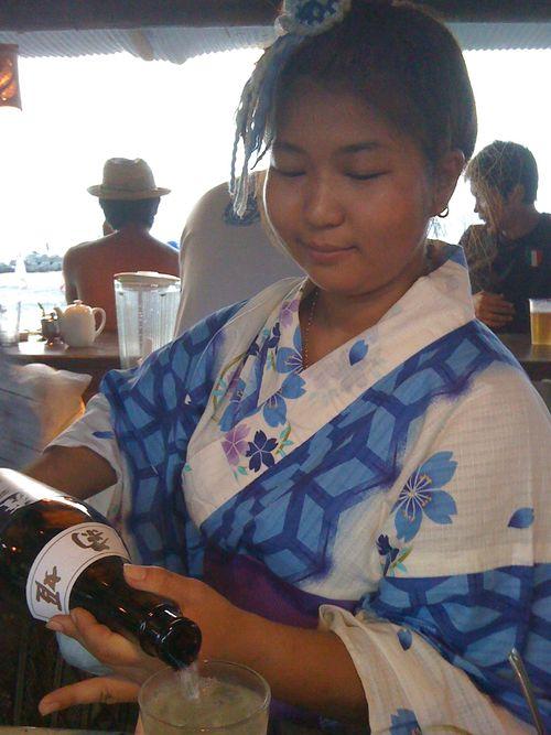 Bon odori sake1 © Tokyo Food File