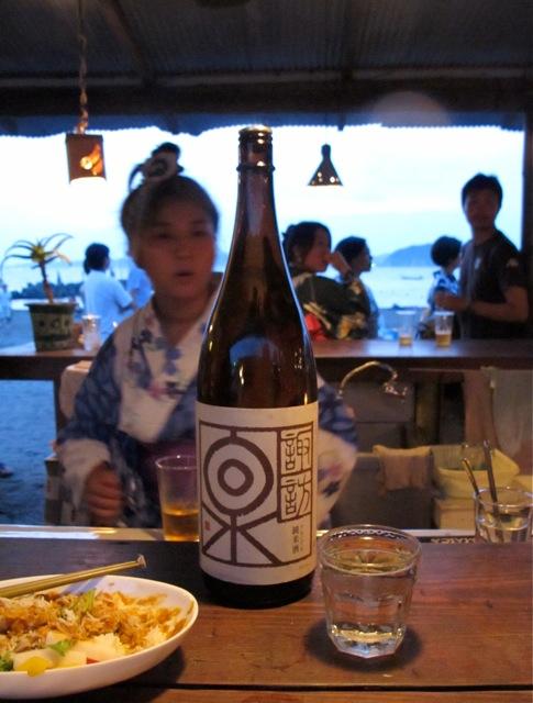 Bon odori sake2 © Tokyo Food File