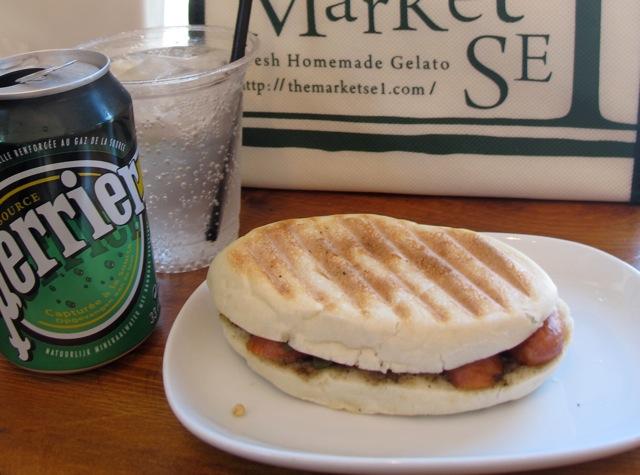 SE1 panino © Tokyo Food File