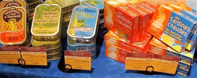 Robuchon sardines