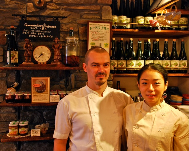 maison bretonne d+e © Tokyo Food FIle