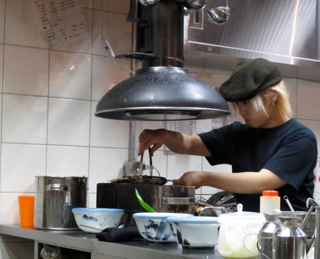 afuri grill  © Tokyo Food File