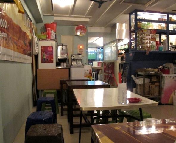 Java Corner Cafe Menu
