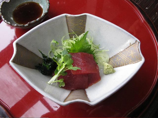 Sakura meal 2 © Tokyo Food File