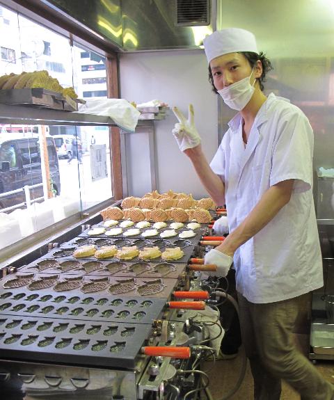 Taiyaki11 (C) Tokyo Food FIle