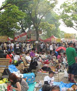Onelovefest1 (C) Tokyo Food FIle