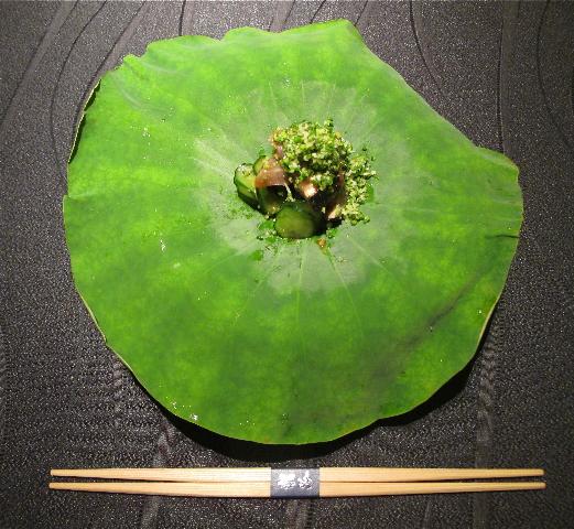 RyuGin sashimi (C) Tokyo Food FIle
