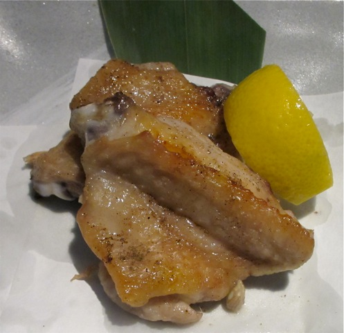 kamozou tebasaki © Tokyo Food File