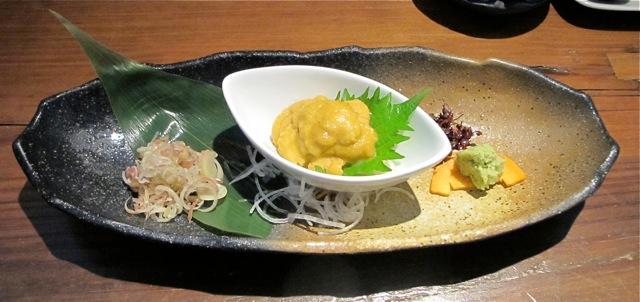 kamozou uni © Tokyo Food File