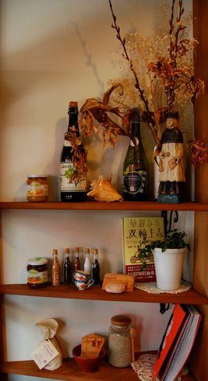 maison bretonne shelves © Tokyo Food File