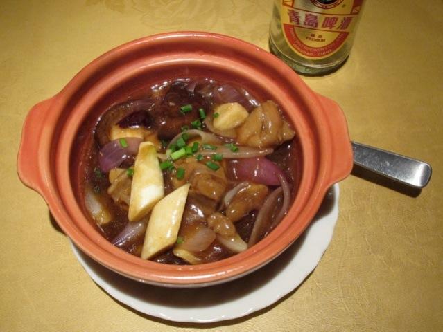kanko shuten - autumn casserole