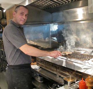 gargote patrick grill