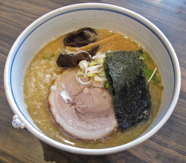 ichikanjin ramen © Tokyo Food File