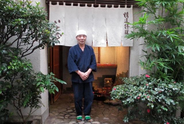 Itosho Chef Ito © Tokyo Food File