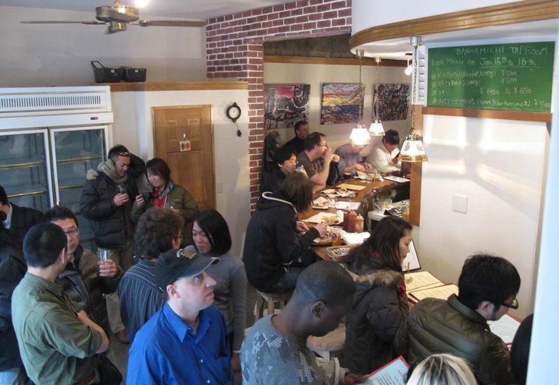 bashamichi taproom1 © Tokyo Food File