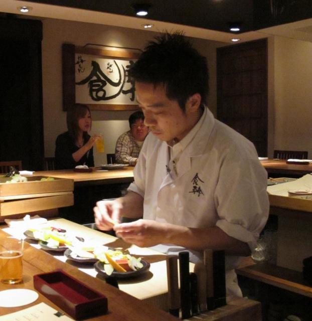 Shokkan Chef Sato © Tokyo Food File