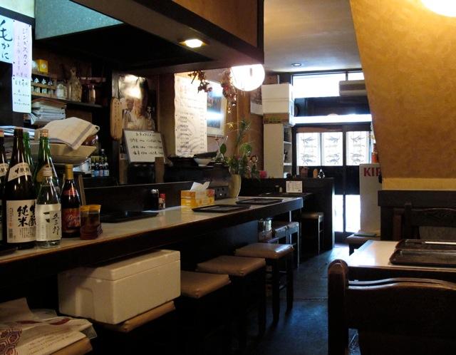 senriki interior © Tokyo Food File