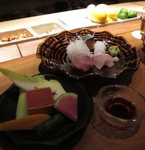 Shokkan sashimi 3 © Tokyo Food File