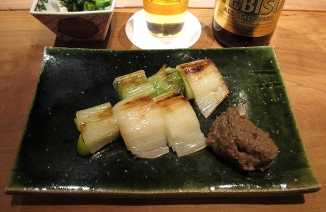 Shokkan negiyaki © Tokyo Food File