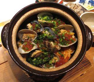Shokkan Shibuya paella © Tokyo Food File