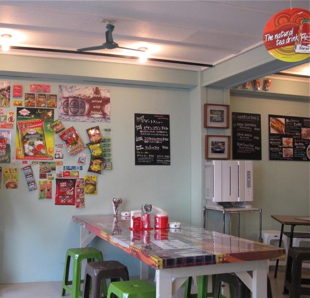 warung bintang interior 1 ©Tokyo Food File