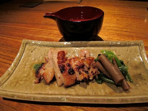 Nakamura chicken  © Tokyo Food File