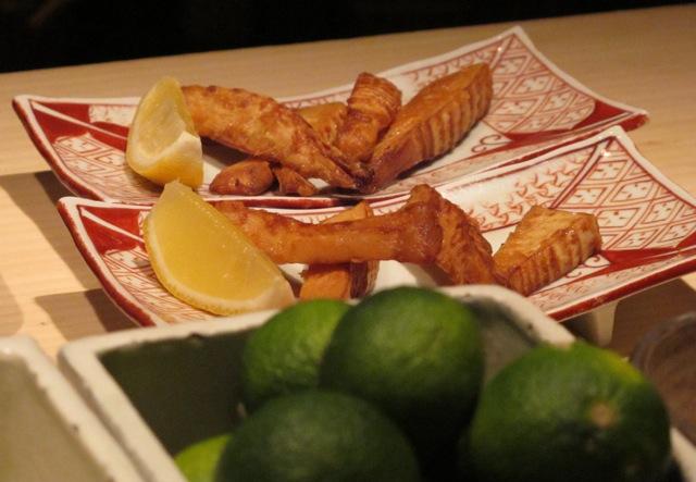 Shokkan takenoko © Tokyo Food File