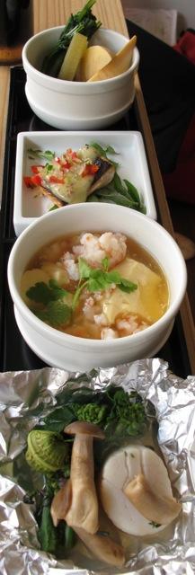 oku obanzai dishes © tokyo food file