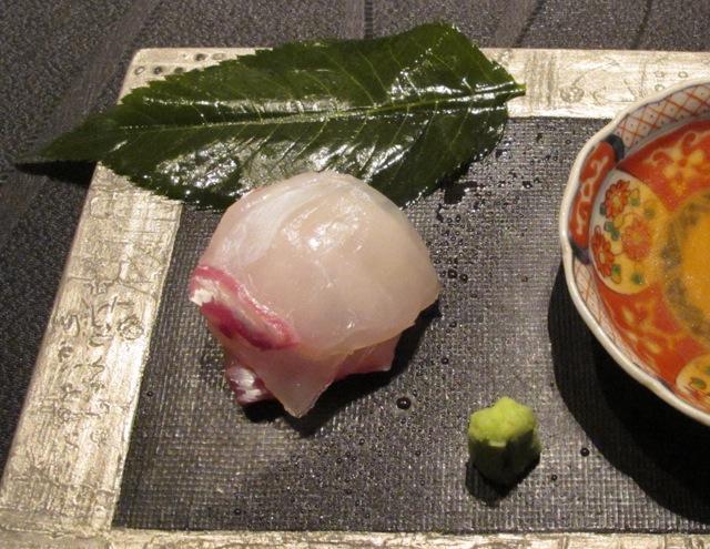 ryugin sakuradai sashimi 2 ©Tokyo Food File