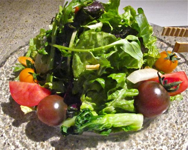 nouen salad (C) Tokyo Food FIle