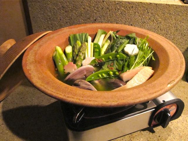 nouen tea nabe (C) Tokyo Food FIle