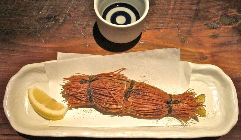 kamozou ayu © Tokyo Food File