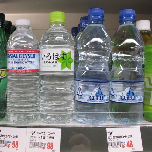 mineral water2 (C) Tokyo Food FIle