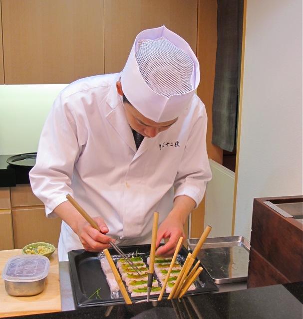 72kou sushi rice (C) Tokyo Food File