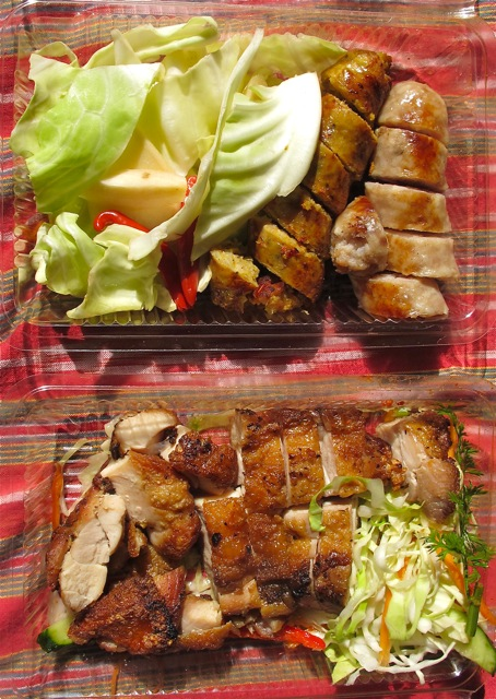 little thailand takeout (C) Tokyo Food File