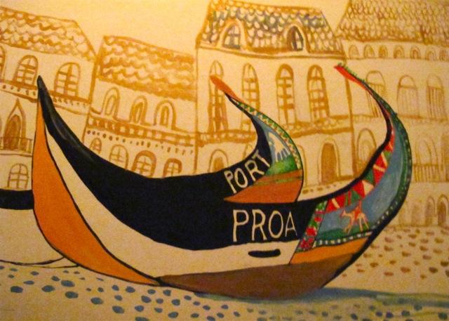 Cristanos Keeda boats (c) Tokyo Food File