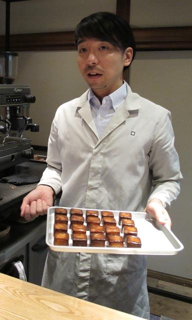 ooo-koffee kunitomo-san © Tokyo Food File