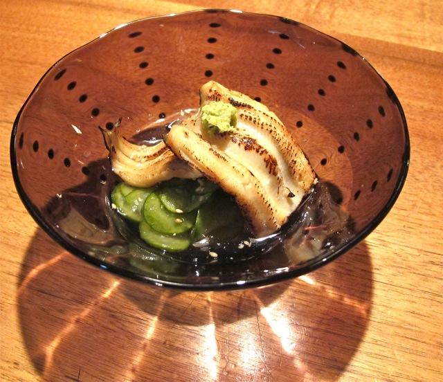 hosokawa sunomono © Tokyo Food File