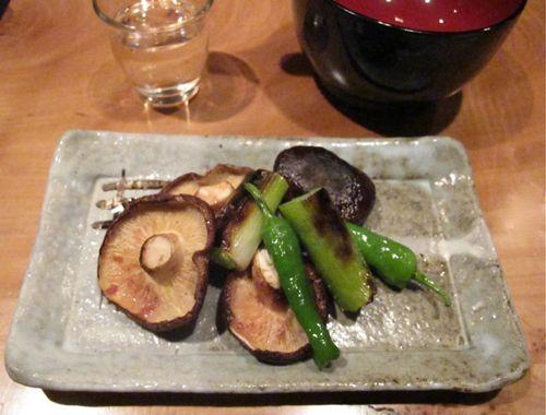 Nakamura shiitake © Tokyo Food File