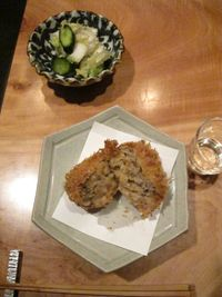 Nakamura korokke2  © Tokyo Food File