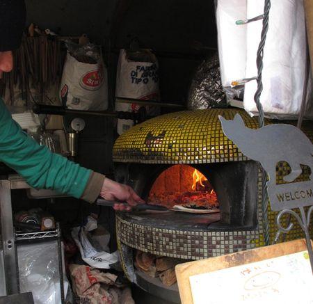 heidi pizza oven 2 (C) Tokyo Food File