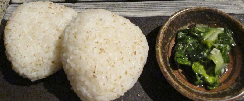 nouen onigiri (C) Tokyo Food FIle