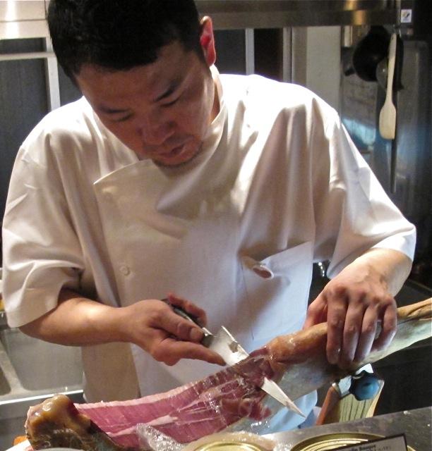 abasque chef wada © Tokyo Food File