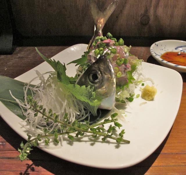 kamozou ajinotataki © Tokyo Food File