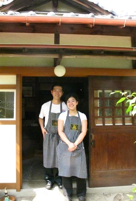 Il Rifugio couple (C) Tokyo Food File