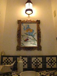 Cristanos Keeda restroom3 (c) Tokyo Food File